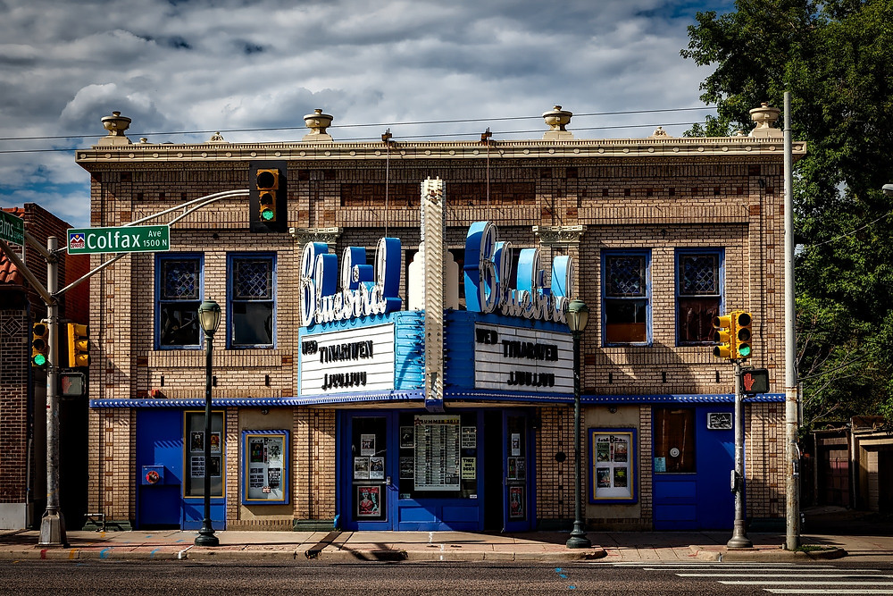 storefront theater, dear maude, silent movies, time travel