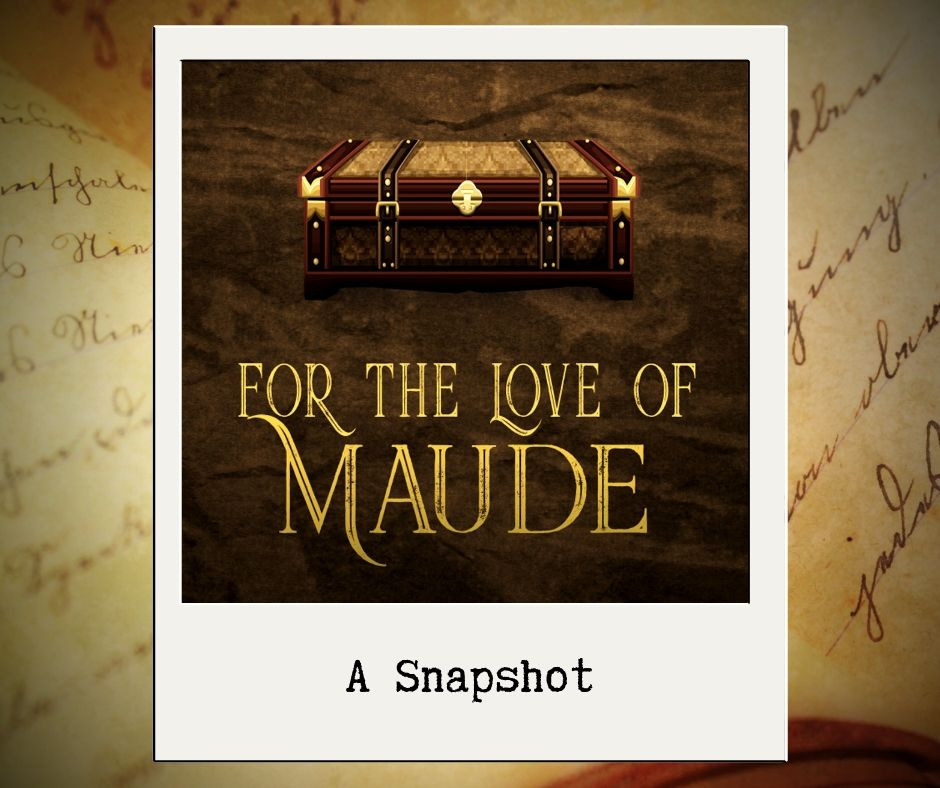 Excerpt from For the Love of Maude by Denise Liebig