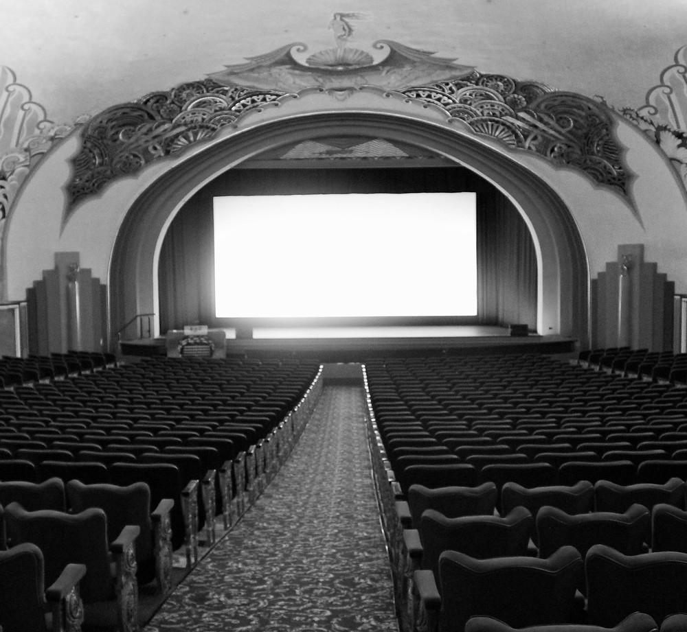 Avalon Theatre, Catalina Island Casino, Photo by Denise Liebig