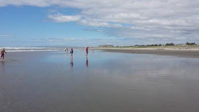 Seaside, Oregon, beach