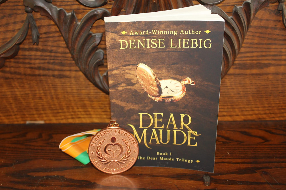 Dear Maude, Readers Favorite Awards, tall tale category