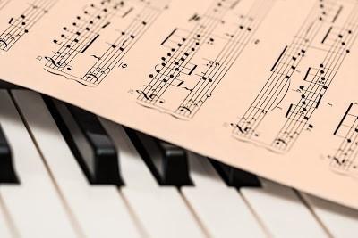 It's Music, Music, Music!