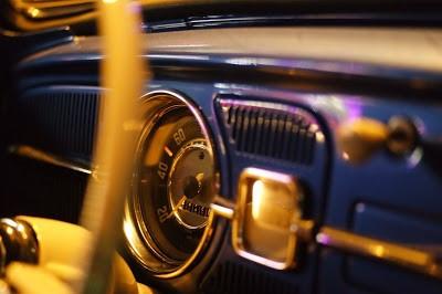 Vintage car, dashboard, dear maude, historical fiction