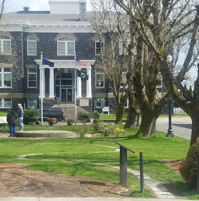 St Helens Courthouse, Oregon