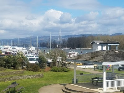 St Helens Marina, Oregon