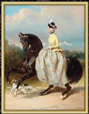 Riding Sidesaddle, side saddle, horses, equestrian