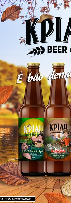 Prospecto Kapiau Beer