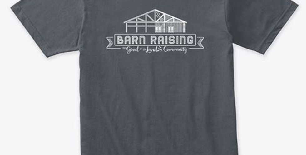 Barn Raising Shirt - Limited Edition