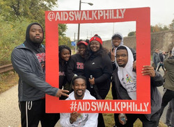 #AIDSWALKPHILLY