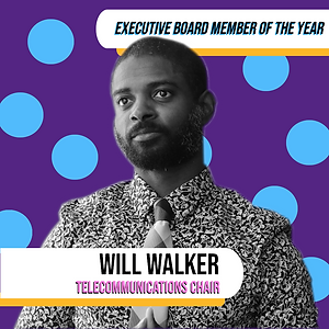 Executive Board Member of the Year - Wil