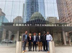 Comcast Tour