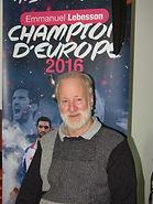 Bernard Barascud, Président du CDping12