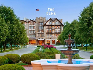 Preferred Lodging Partner: The Elms Hotel + Spa