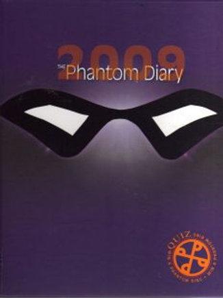 PHANTOM DIARY 2009 1