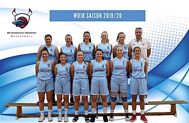 BGDR WU18 Saison 2019/20