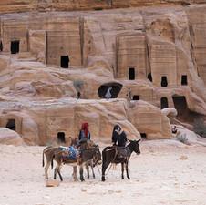 Jordanien - Weltkulturerbe Petra