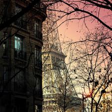 Eiffelturm, Paris 2016