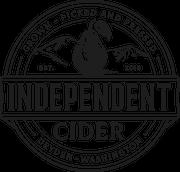 Independent Cider - Logo 1 - Black.webp