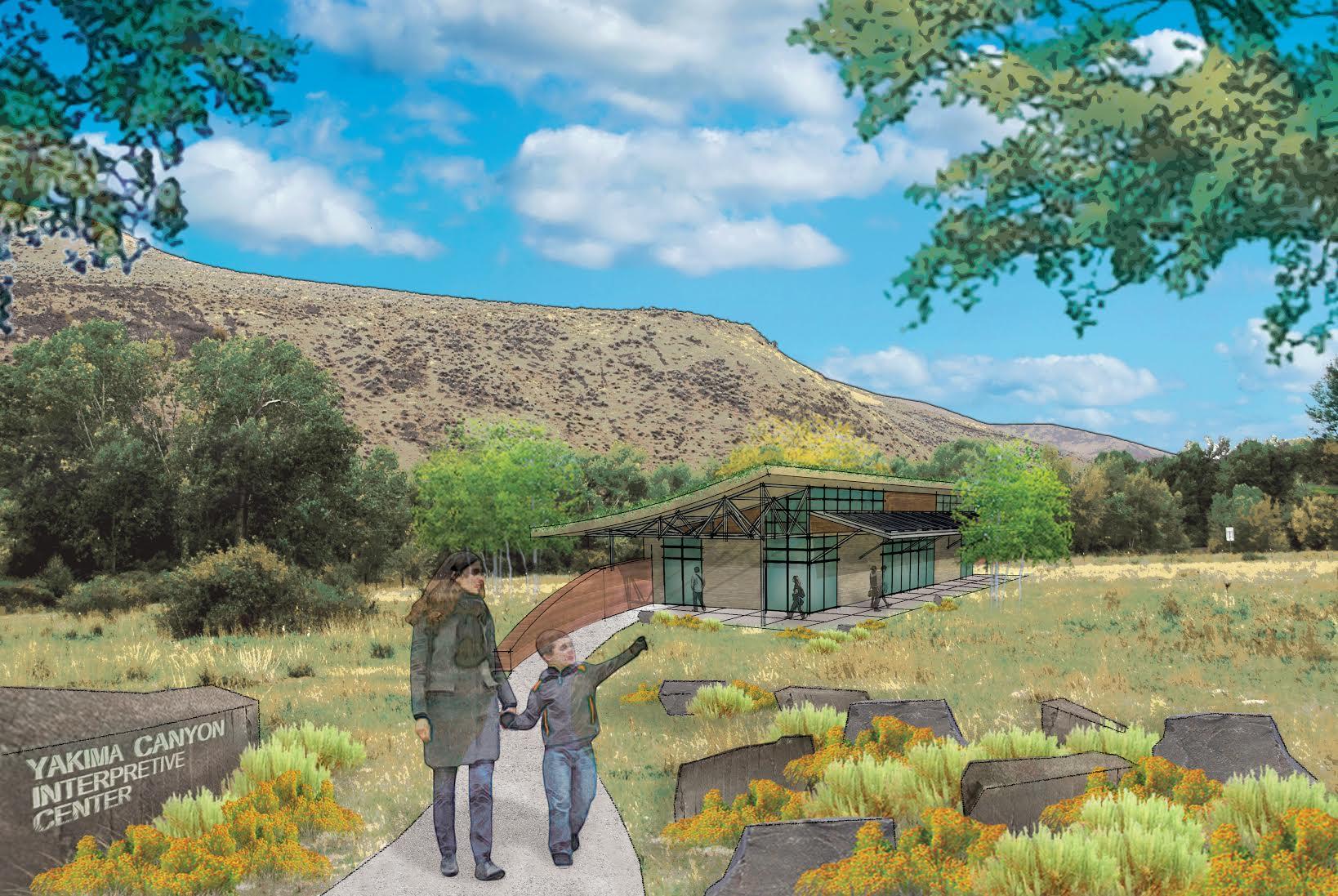 Yakima Canyon Interpretive Center