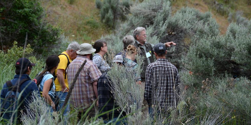 Central Washington Master Naturalist Training Brainstorm Meeting