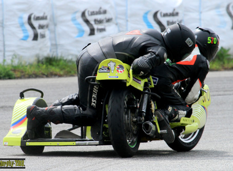 Are You a Sidecar Driver?