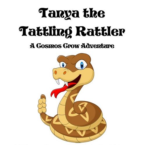 Tayna the Tattling Rattler
