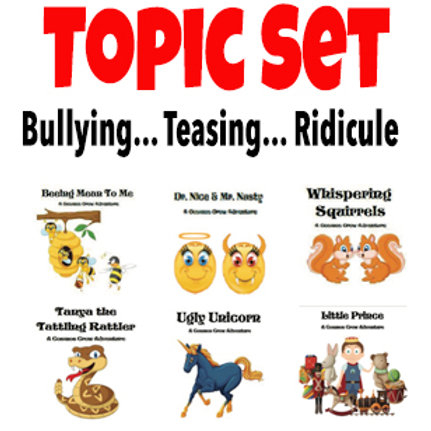 Bullying... Teasing... Ridicule Topic