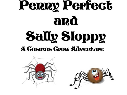 Penny Perfect and Sally Sloppy