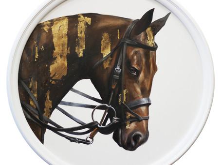 """""""Портрет лошади"""" нашел своего коллекционера"""