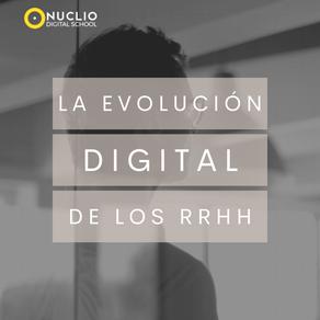 La evolución digital de los Recursos Humanos