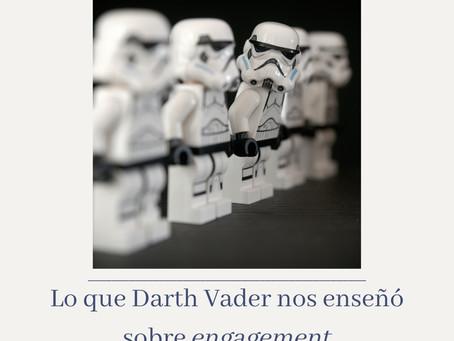 """Star Wars en Recursos Humanos: Lo que Darth Vader nos enseñó sobre """"engagement"""" o compromiso"""