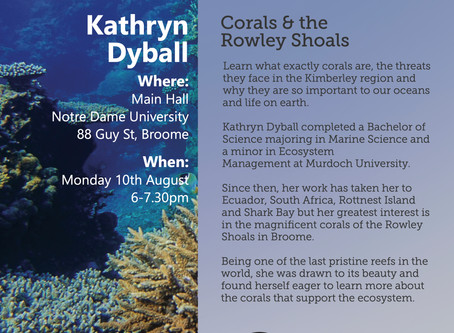 Corals and the Rowley Shoals