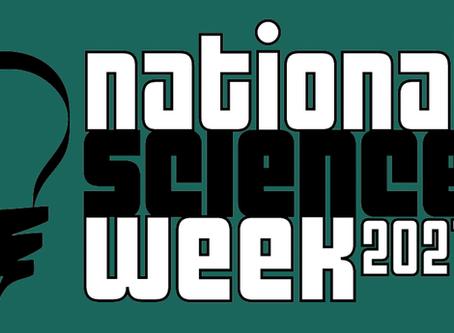 National Science Week 2021 Grants - NOW OPEN