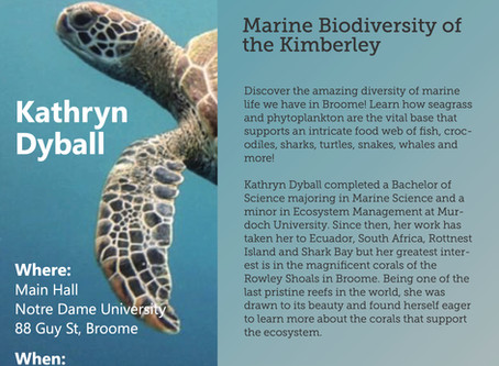Marine Biodiversity of the Kimberley