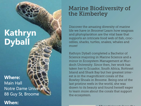 Marine Biodiversity of the Kimberley