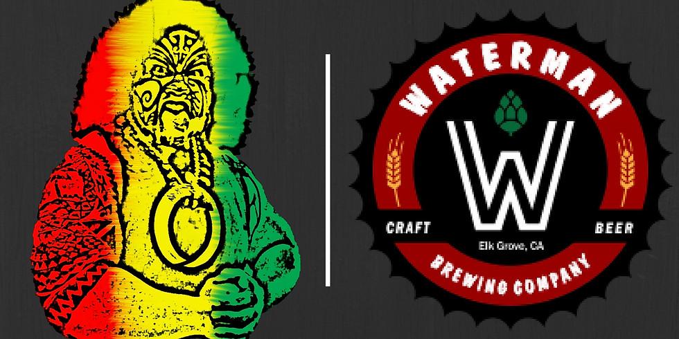 TAIMAANAO Manunu + Watermen Brewery