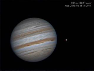 Últimas imágenes del Sistema Solar en la SAG