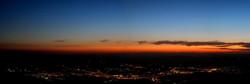 Conjunción planetaria sobre Granada