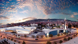 """Jornada de """"planetario y teleobservación"""" en el PdC de Granada"""