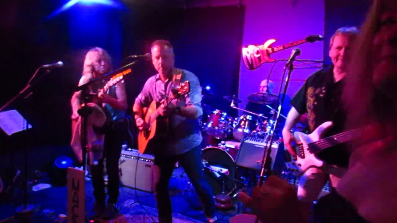 Triadd - Jet Airliner (Steve Miller Band cover) 6-30-18