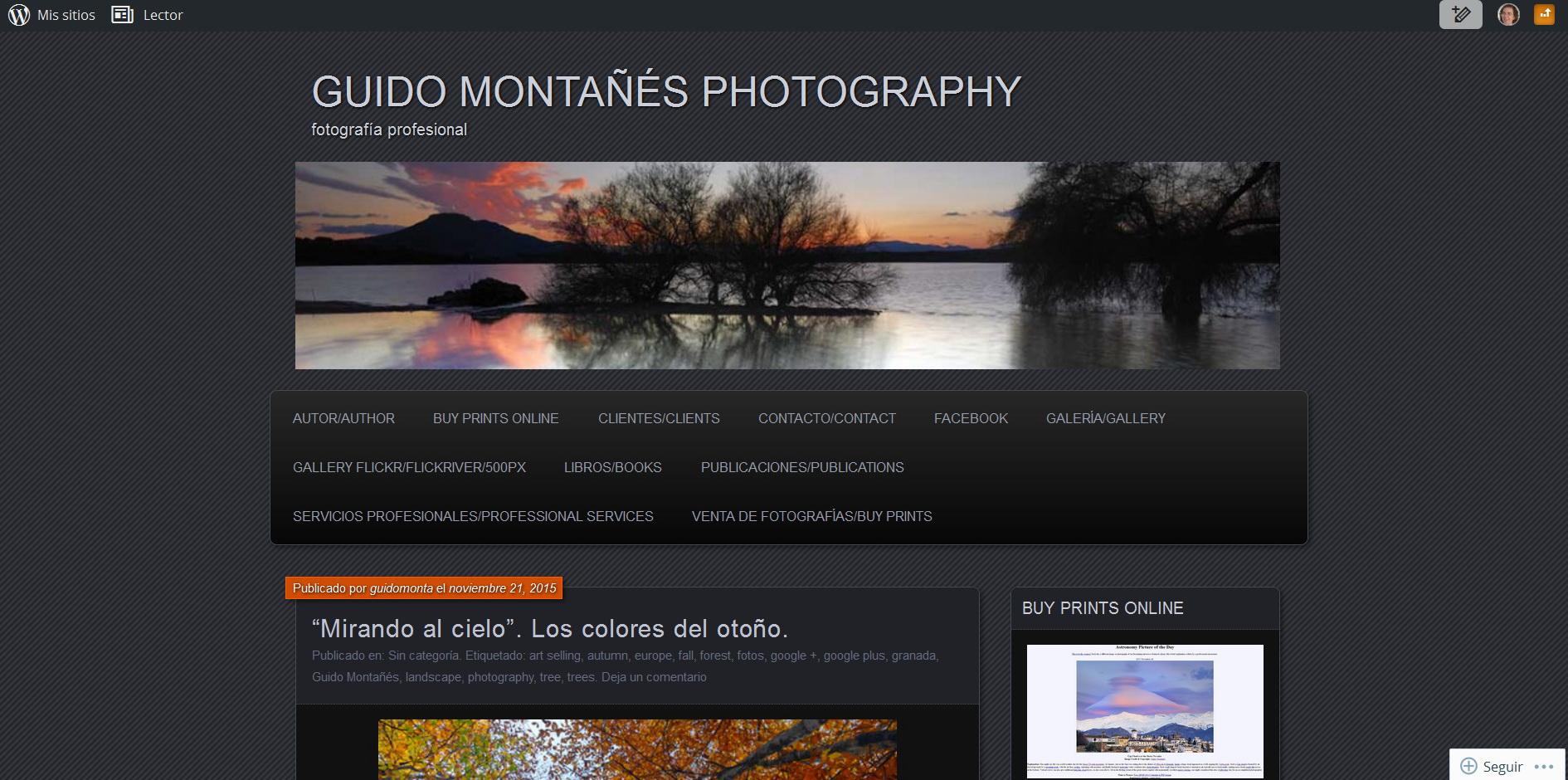 Guido Montañés Photography