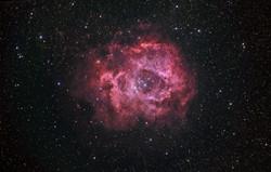 Nebulosa de La Rosseta
