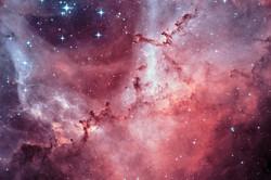 Nebulosa de La Roseta