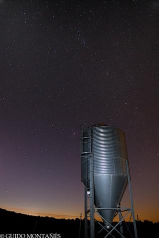 Paisajes astronómicos: Orión, Cam Mayor, M41…