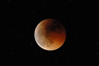 Eclipse Total de Luna del 15 de junio de 2011