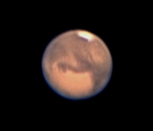 Marte (oposición 2003)