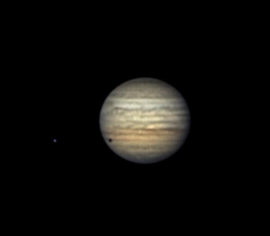 Júpiter (18/07/2007)