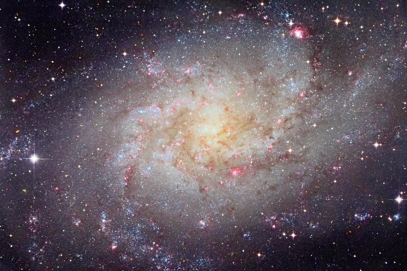 Nebulosa del Triángulo, M33