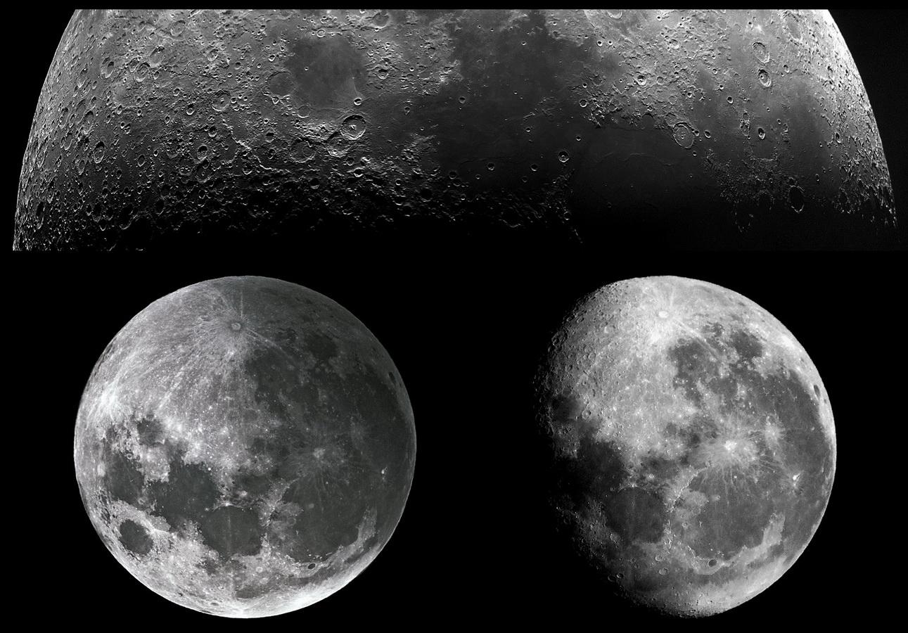 Composición lunar