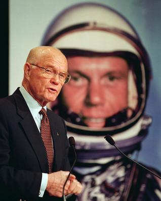 Fallece el astronauta John Glenn